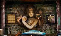 Evasion du temple bouddhiste