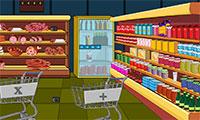 Evasion du supermarché