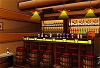 Evasion du bar