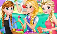 Pâques pour fille