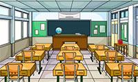 S'échapper de la salle de classe