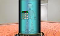 Evasion maison du robot