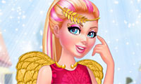 Relooking Barbie en Ever After High