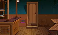 Prisonnier dans une maison abandonnée