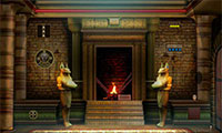 Evasion maison égyptienne