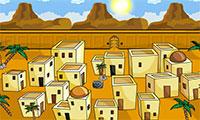 Evasion de la ville secrète du désert