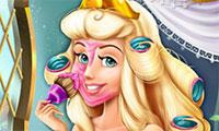 Princesse Aurore Vrai Maquillage
