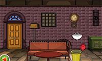 Evasion maison en briques
