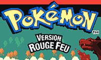 Pokémon Rouge Feu