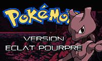 Complete pokemon solution eclat pourpre [GBA] Pokémon