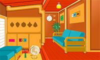 Trouver la carte du trésor cachée dans la maison