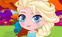 Habillage Princesse Disney Chibi