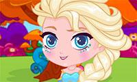 Habillage Princesse Disney Chibi