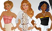 Habiller 3 top models