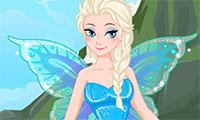 Habillage Elsa Fée de Glace