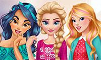 Rentrée des classes des Princesses Disney