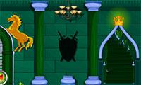 Evasion du chateau vert