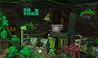 S'évader de la maison abandonnée
