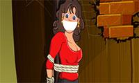 Libérer une femme prisonnière