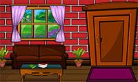 Evasion maison aux briques rouges