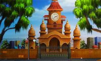 Ouvrir la porte interdite de la tour de l'horloge